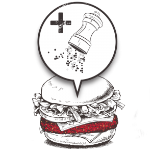 Grubers Luxembourg | Riccardo Giraudi | Burgers | Cheesegrubers Pepper