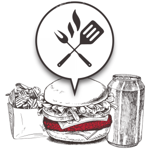Grubers Luxembourg | Riccardo Giraudi | Burgers | Formule Cheesegrubers Classic Grilled