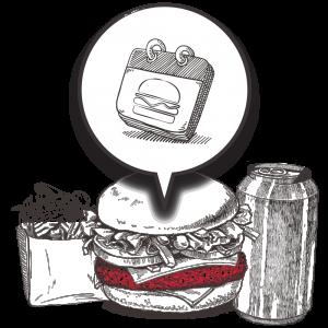 Grubers Luxembourg | Riccardo Giraudi | Burgers | Formule Cheesegrubers of the Month