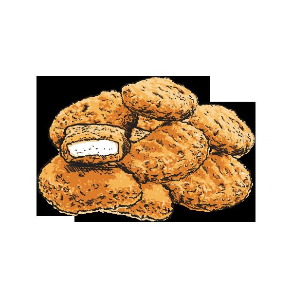 Grubers Luxembourg | Riccardo Giraudi | Burgers | Nuggets