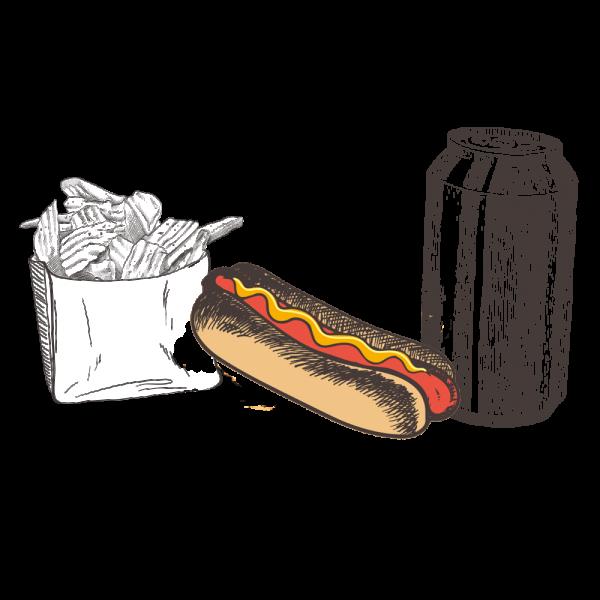 Grubers Luxembourg   Riccardo Giraudi   Burgers   Menu Hot-Dog